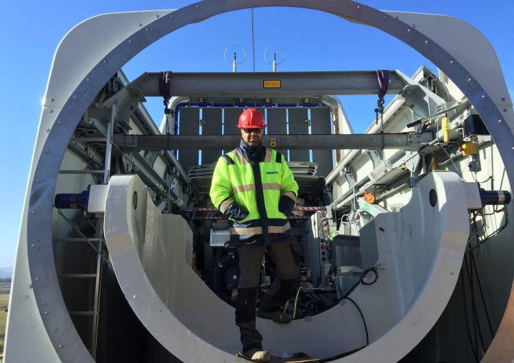 Proper blade maintenance for optimal turbine performance