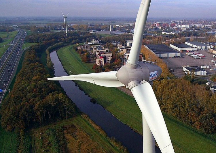 Developing wind onshore is an organic process