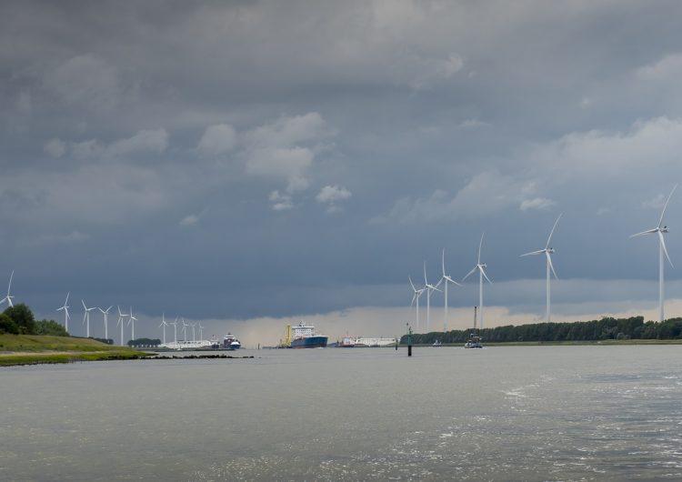 Start investigation expansion Nieuwe Waterweg Wind Farm