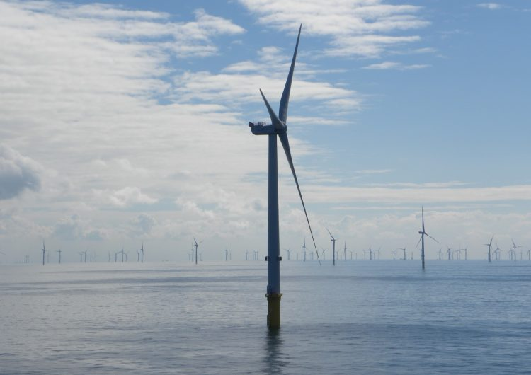 Amazon to purchase power from Hollandse Kust Noord