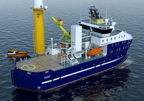 Z-Bridge's Bring-to-Work system ready for sea trials