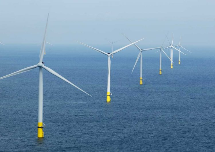 All turbines in place at Borssele 1&2 OWF