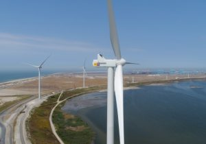 Wind energy to help Amsterdam in the energy transition