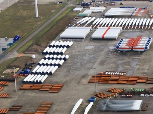 Eemshaven selected as base port for Hornsea Two OWF