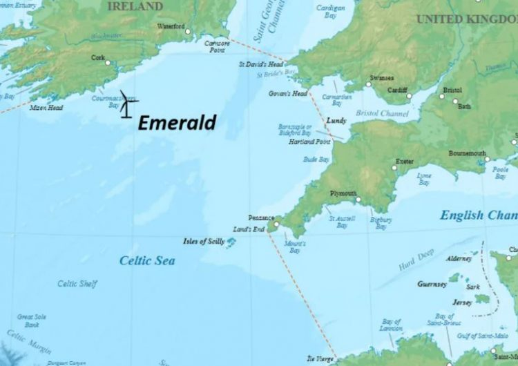 Shell takes majority share in Irish floating wind project