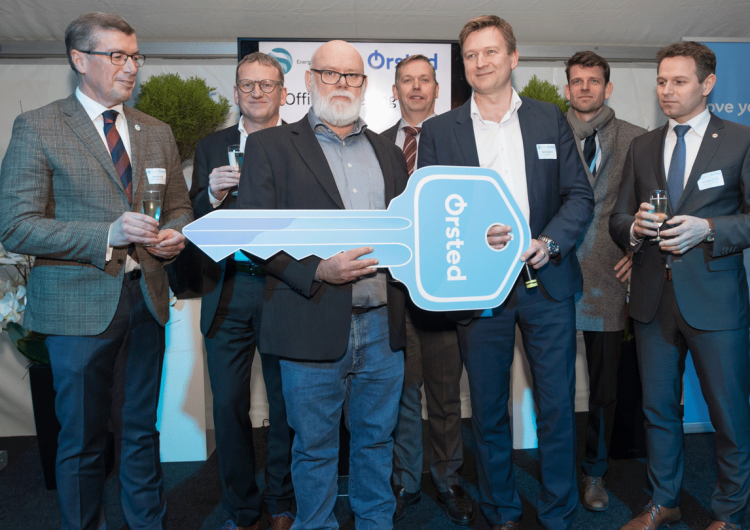 Ørsted opens new O&M base in Vlissingen