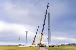 All Hiddum-Houw turbines removed