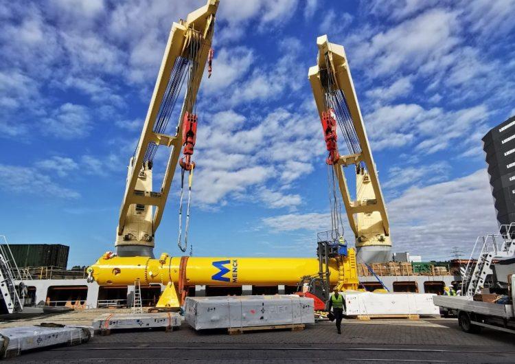 MENCK to provide hydraulic hammer for HKZ 1-4
