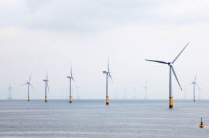 Underwater drones for wind farm inspection