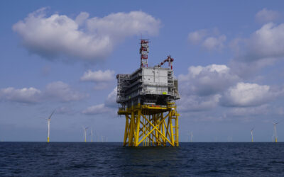 Hollandse Kust (noord) offshore connection agreement in place