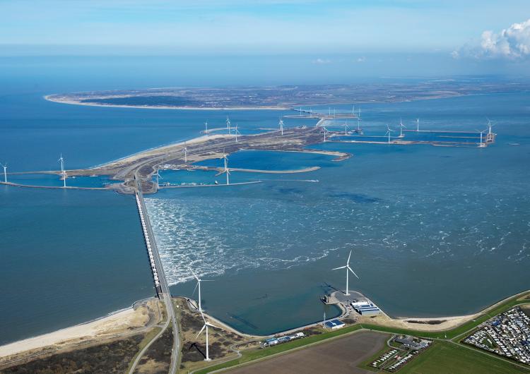 Vestas to deliver 11 turbines for Oosterscheldekering Wind Optimization project