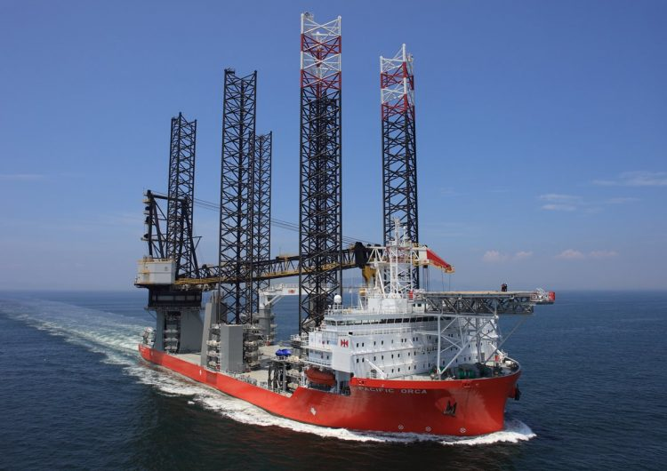Vuyk supports Cadeler with Orca Wind upgrade