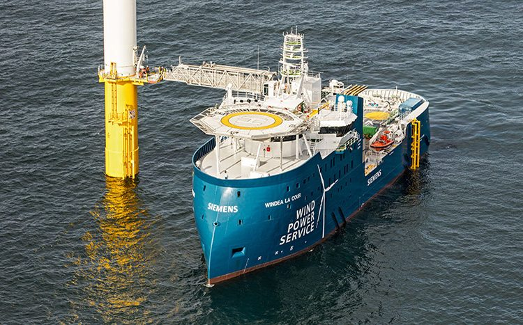 Siemens Gamesa's Gemini OWF service contract extended