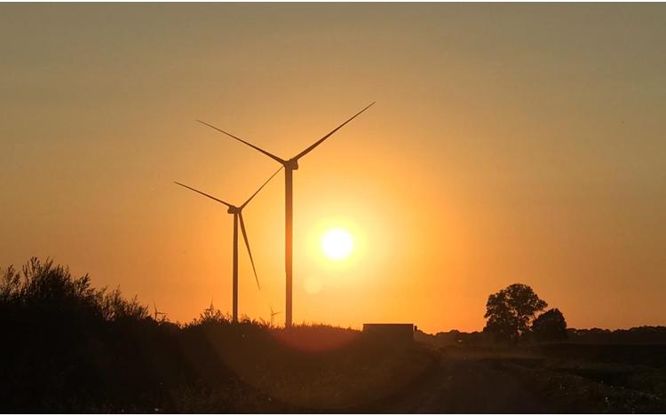 Weijerswold Wind Farm fully operational