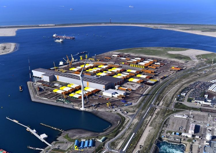 Sif enters into agreement with Siemens for marshalling activities at Maasvlakte 2