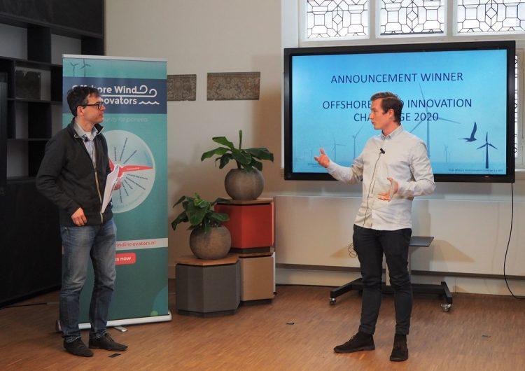 Reefy winner of Offshore Wind Innovation Challenge 2020