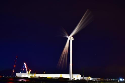 GE's Haliade-X 12 MW starts production