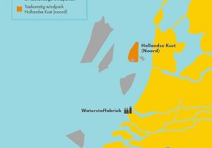 Shell and Eneco join forces for Hollandse Kust (noord)