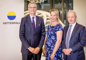 Nuon changes name to Vattenfall
