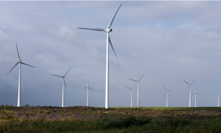 Arrests made for crime offences related to wind farm construction in the provinces of Groningen and Drenthe