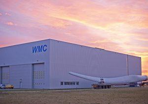 GE Renawble Energy Acquires WMC Windturbine blade test center in Wieringerwerf, Netherlands