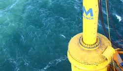Van Oord orders MENCK hammer spread for Italy's first offshore wind farm