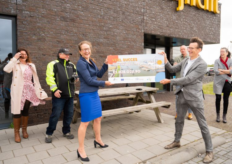 Offshore Wind Innovation Centre in Eemshaven receives € 1.3 million subsidy