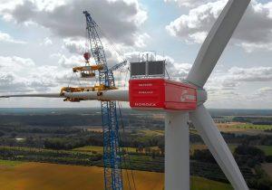 Olsterwind and Zeebiestocht Wind Farms reach financial close