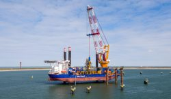 Van Oord's Aeolus ready for French job