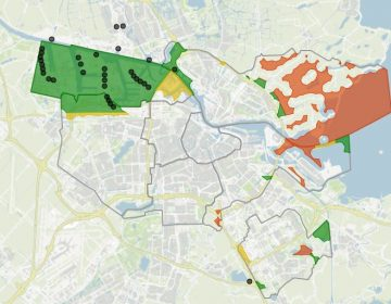 Amsterdam city council approves plans for 17 wind turbines