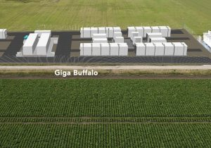 Eneco and GIGA Storage kick off realization of largest battery in the Netherlands