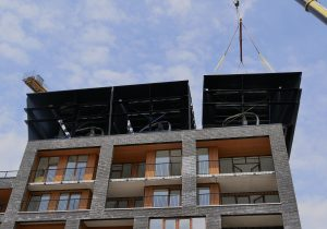 IBIS Power completes first full roof PowerNEST installation