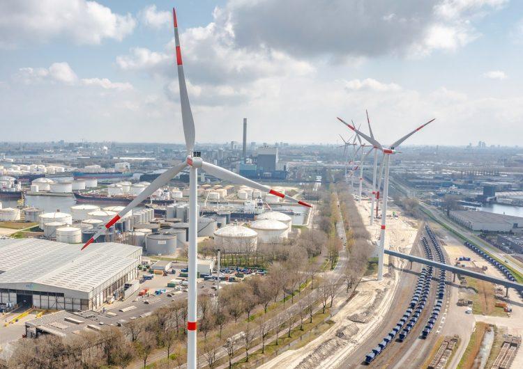 New procurement method for Nieuwe Hemweg Wind Farm results in environmental savings