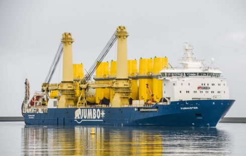 Jumbo completes Hornsea Two campaign