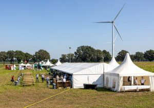 Egchelse Heide Wind Farm officially opened
