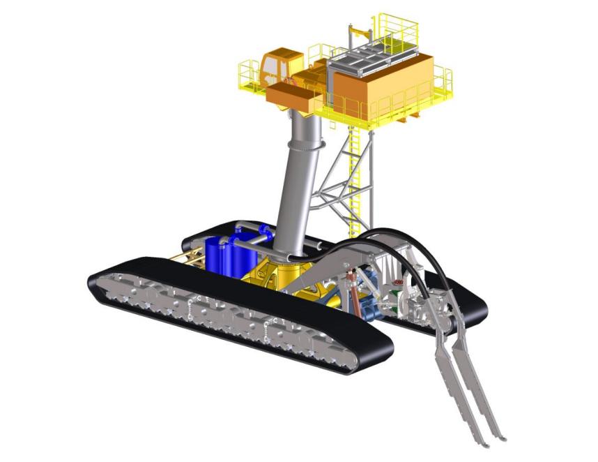 Jan de Nul starts work on export cable to Eneco Luchterduinen offshore wind farm