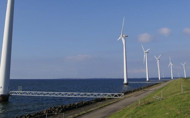 Green light for construction nearshore turbines Windplanblauw