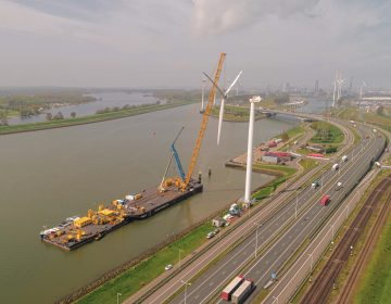Business in Wind: Solutions for complex logistical challenges