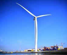 GE Haliade-X prototype at Maasvlakte 2 reaches 14 MW power