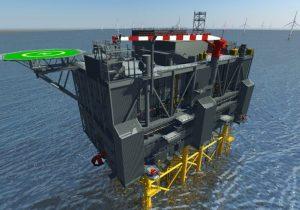 KenzFigee wins crane order for Sofia Offshore Wind Farm offshore platform