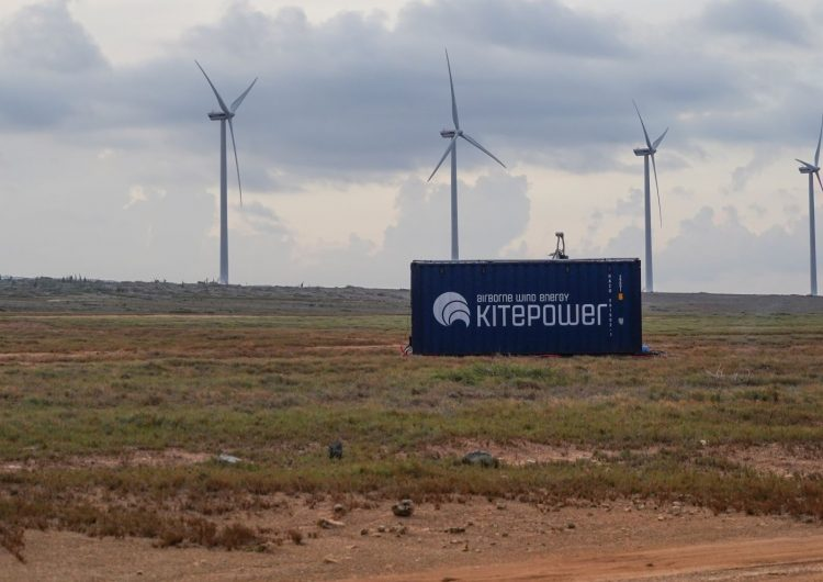 Kitepower's Airborne Wind Energy System ready for operation in Aruba