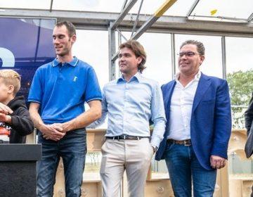 Oostflakkee Wind Farm officially opened