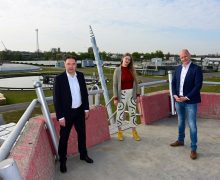 A wind farm developed by local authorities – case study Harderwijk