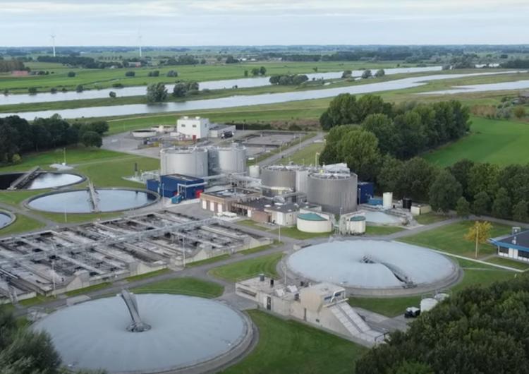 Pondera investigates concept of sewage treatment plants as smart energy hubs