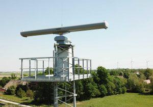 Fryslân Wind Farm starts pilot with radar detection system to reduce turbine lighting nuisance