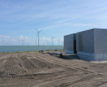 Fryslân Wind Farm transformer station open to the public