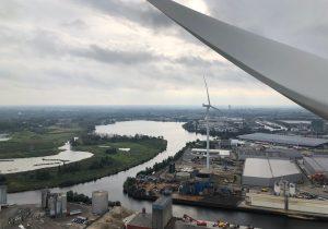 Official opening De Rietvelden Wind Farm